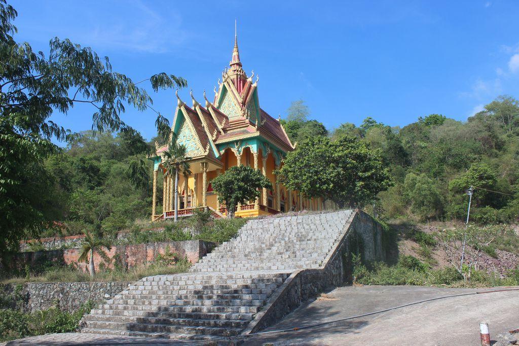 кхмерские замки